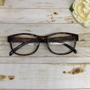 Betsey Johnson Tortoise  Reading Glasses 1.50